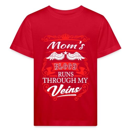 bonne idée pour montrer votre amour à la maman - T-shirt bio Enfant