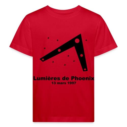 OVNI Lumieres de Phoenix - T-shirt bio Enfant