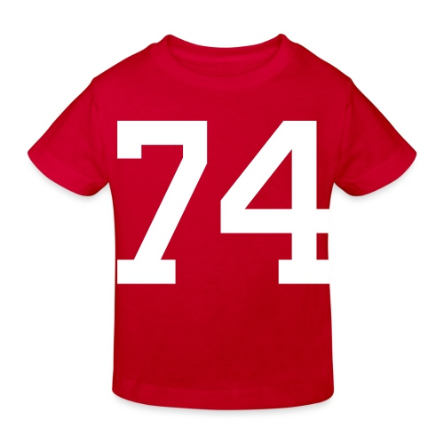 74 SPITZER Julian - Kinder Bio-T-Shirt