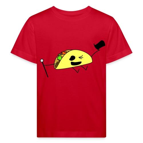Fancy Taco - Ekologisk T-shirt barn