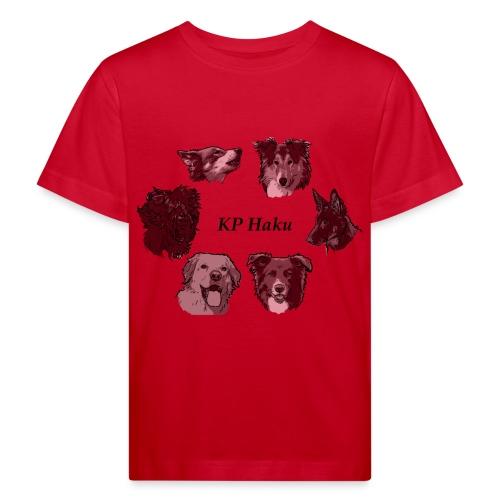 Tintti - Lasten luonnonmukainen t-paita