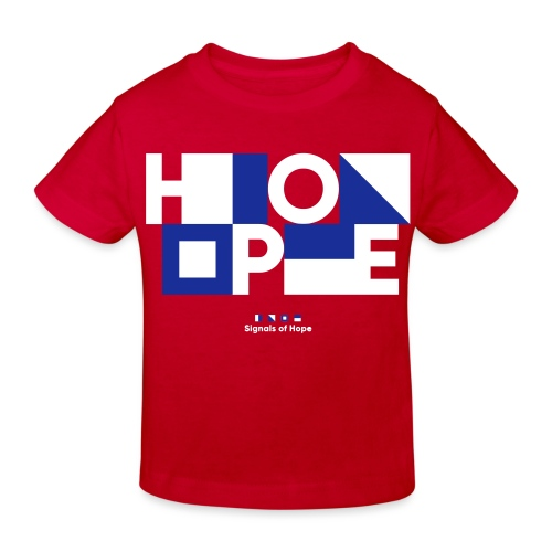 HOPE Decoded No. 1 - Kinder Bio-T-Shirt