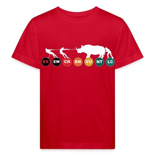 The path of Dodo II - Kids' Organic T-Shirt
