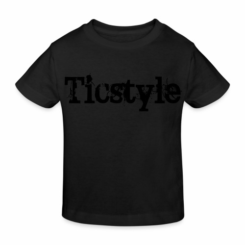 Ticstyle Org - Ekologisk T-shirt barn