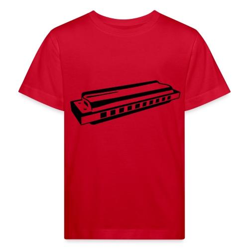 Harmonica - Kids' Organic T-Shirt