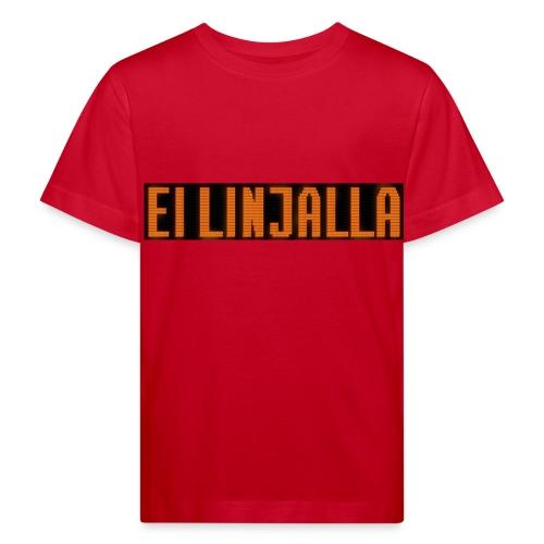 EI LINJALLA - Lasten luonnonmukainen t-paita