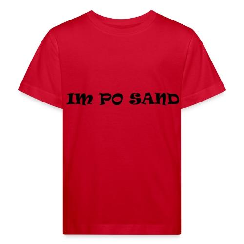 IM PO SAND Unterwäsche - Kinder Bio-T-Shirt
