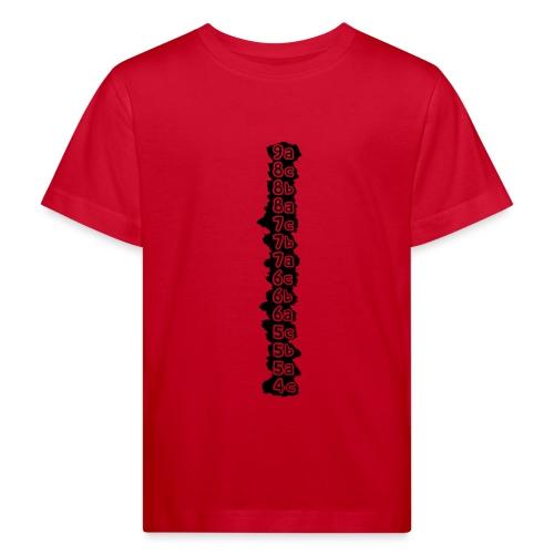 cotation - T-shirt bio Enfant
