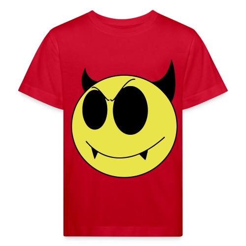 Misantrof devil - Kids' Organic T-Shirt