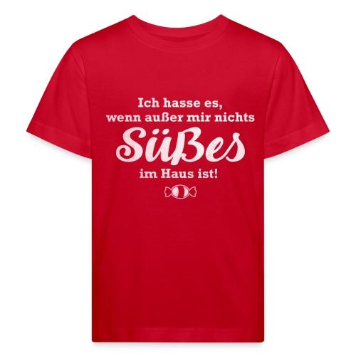Nichts Süßes - Kinder Bio-T-Shirt