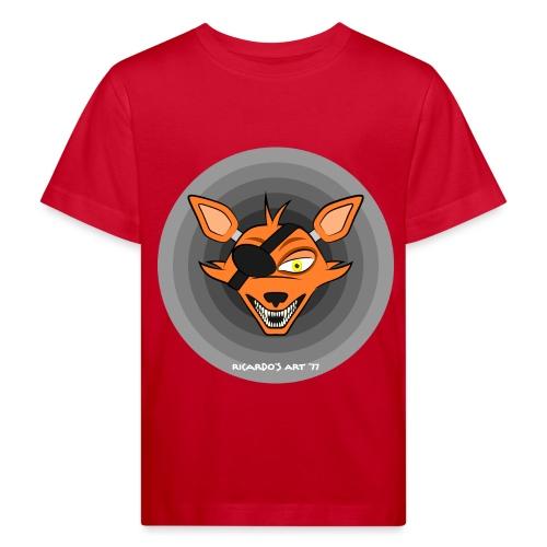Five Nights at Freddy's - FNAF Foxy - Kids' Organic T-Shirt