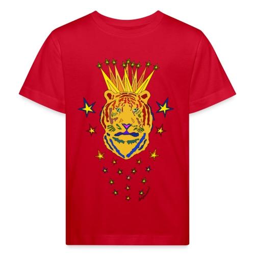 Star Tiger für dich - Kinder Bio-T-Shirt