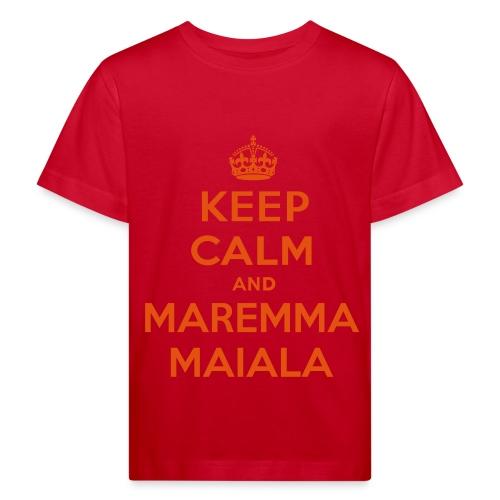 keepmaremma - Maglietta ecologica per bambini