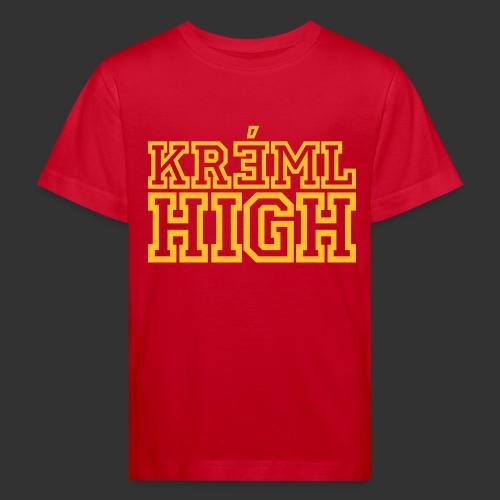 Kreml High - Ekologisk T-shirt barn