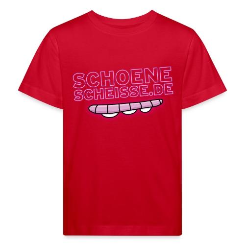 Schoenescheisse.de - Kinder Bio-T-Shirt