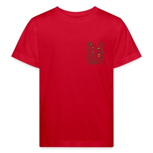 Alebrije Lobo - Kinder Bio-T-Shirt