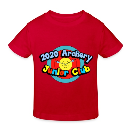 junior logo big png - Kids' Organic T-Shirt