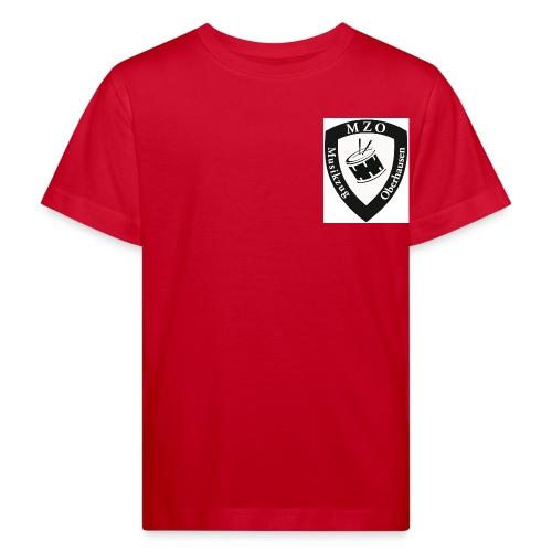 MZO Wappen - Kinder Bio-T-Shirt