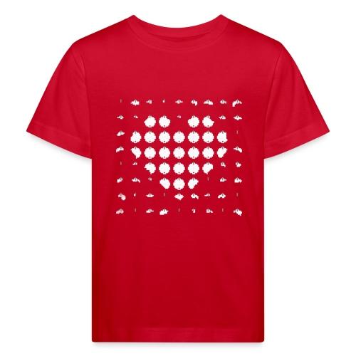Schiessbuden-Romantik - Kinder Bio-T-Shirt
