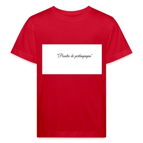 Happy - T-shirt bio Enfant