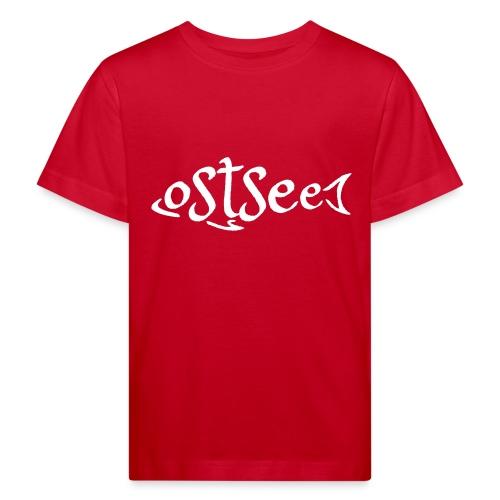 Ostsee-Fisch - Kinder Bio-T-Shirt