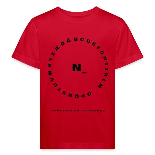 Nørrebro - Organic børne shirt