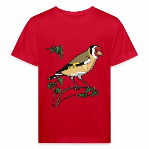 Jilguero - Camiseta ecológica niño
