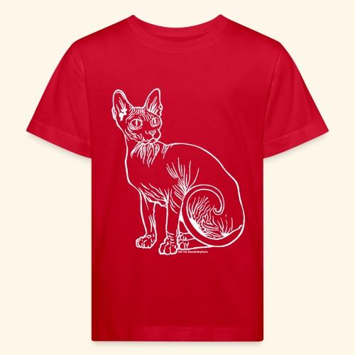 sushibianco - Maglietta ecologica per bambini