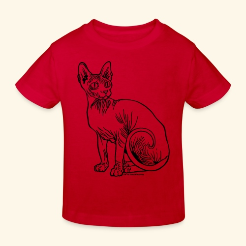 sushinero - Maglietta ecologica per bambini