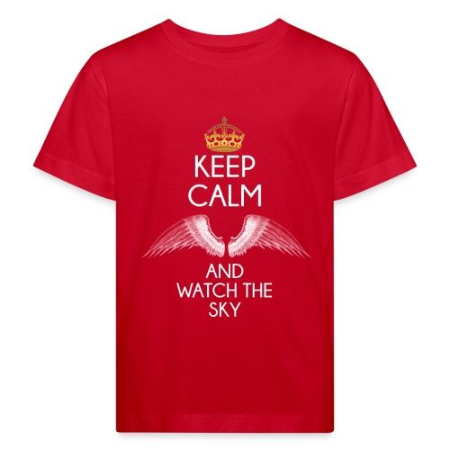 Keep Calm - Ekologiczna koszulka dziecięca