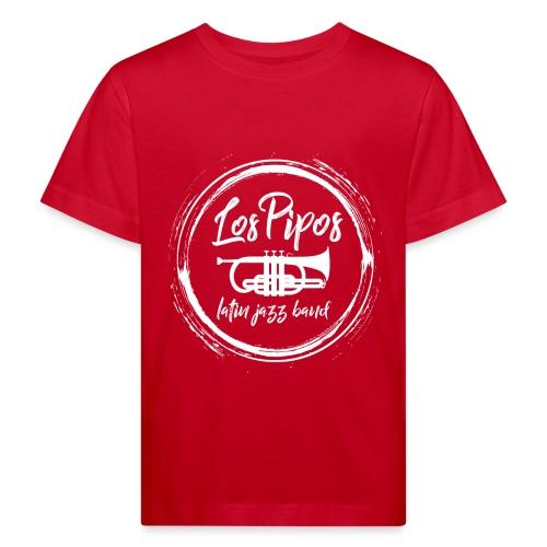 Los Pipos - Die Latin Jazz band - Kinder Bio-T-Shirt