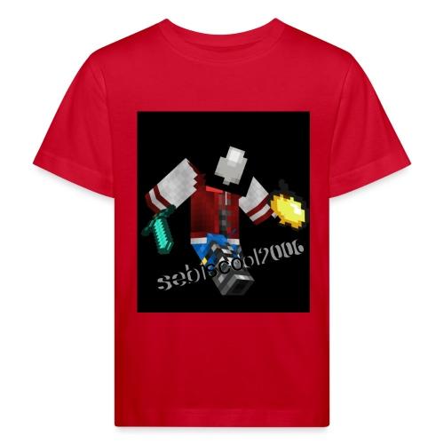 Sebastian yt - Organic børne shirt
