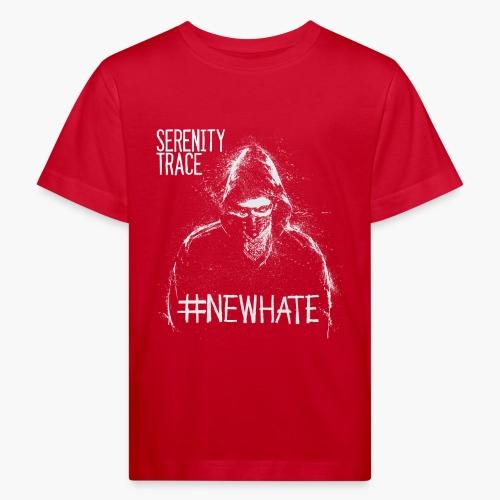 #NewHate Male - Økologisk T-skjorte for barn