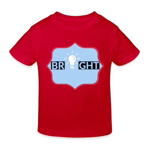 Bright - Kids' Organic T-Shirt