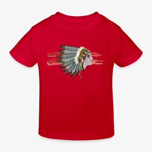 Native american - T-shirt bio Enfant