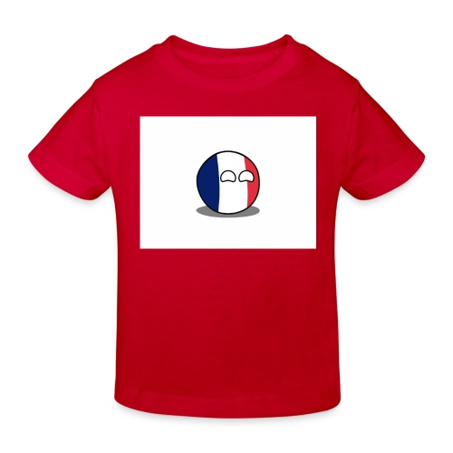 France Simple - T-shirt bio Enfant
