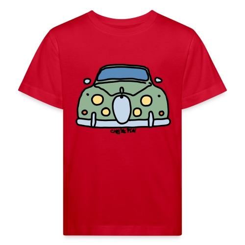 voiture mythique anglaise - T-shirt bio Enfant