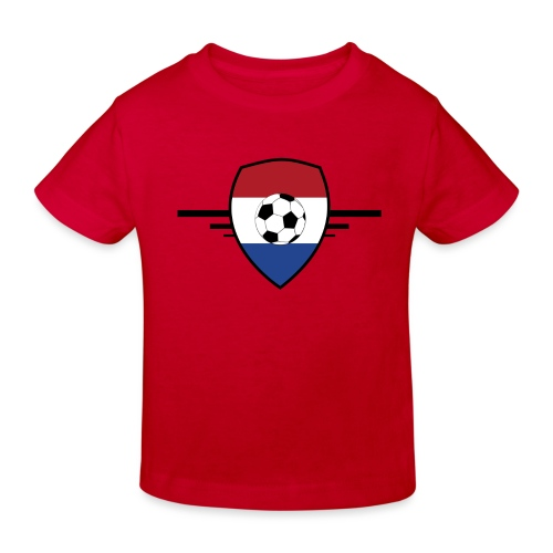 Holland Football - T-shirt bio Enfant