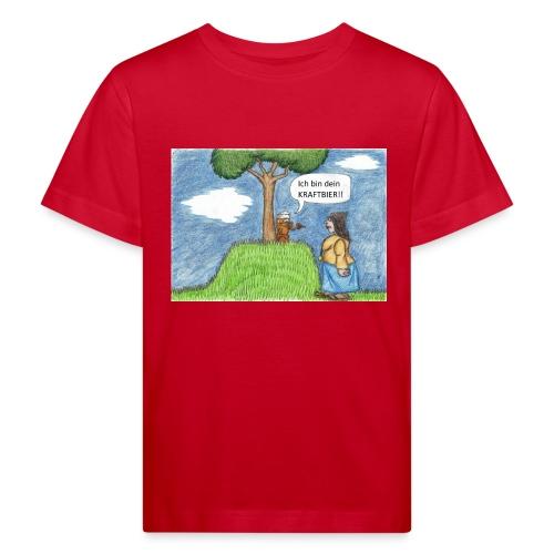 Kraftbier - Kinder Bio-T-Shirt