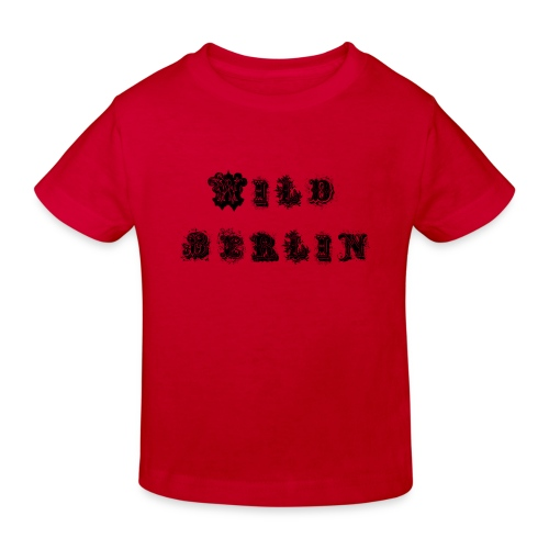 BERLIN TSHIRT - Kids' Organic T-Shirt