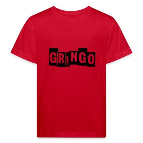 Cartel Gangster pablo gringo mexico tshirt - Kids' Organic T-Shirt