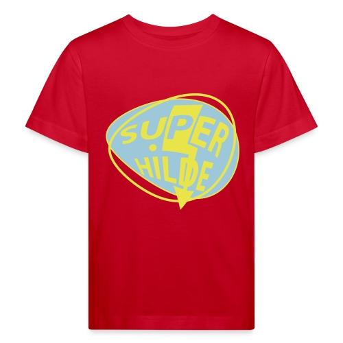 superhilde - Kinder Bio-T-Shirt