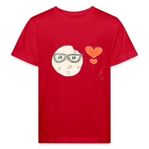 Kids for Kids: Keks mit Herz - Kinder Bio-T-Shirt