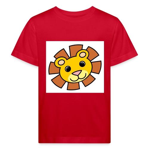 funimals_lejon_f--rg_-2- - Ekologisk T-shirt barn