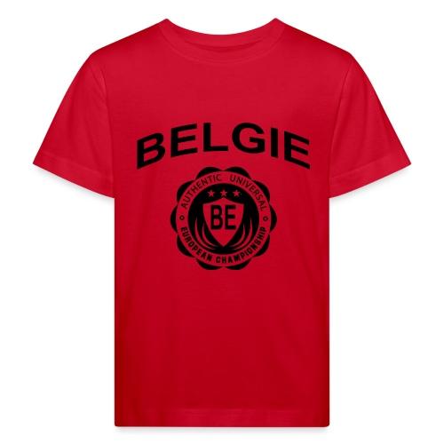 België - Kinderen Bio-T-shirt