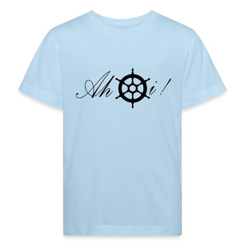 Ahoi - Kinder Bio-T-Shirt