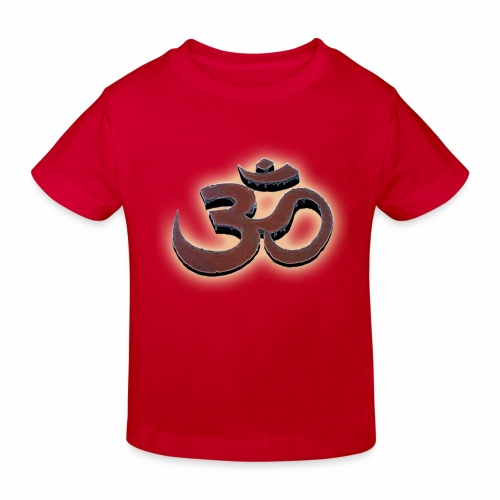 Om - Kinder Bio-T-Shirt