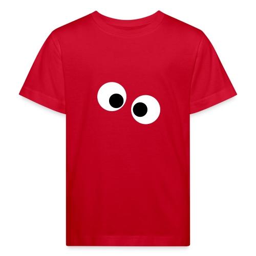 silly eyes - Kinderen Bio-T-shirt