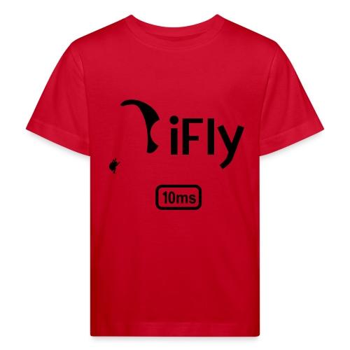 Paragliding iFly 10ms - Kids' Organic T-Shirt