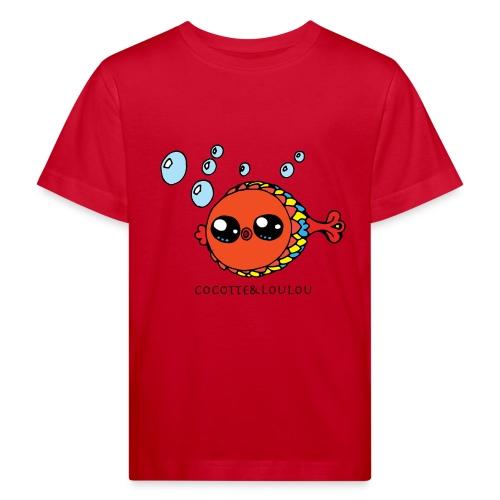 Bilbi le poisson - T-shirt bio Enfant